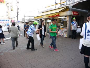 埼玉県でのイベントに参加の様子1