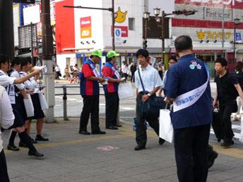 埼玉県でのイベントに参加の様子2