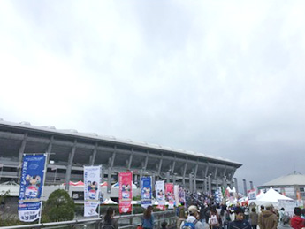 ①イベント会場の様子(横浜)
